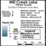Mill Creek Map