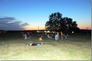 Meteor show (08-13-12)